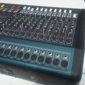 Crest music mixer 12channel@ 26k