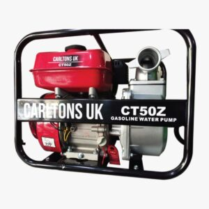 Carltons UK gasoline water pump 2inch