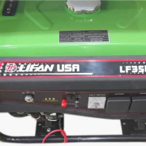 Lifan USA petrol generator 4stroke 3.5kva